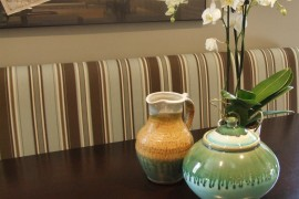 webimages flowers dining table